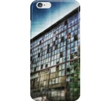 Run Down Building (HDR) iPhone Case/Skin