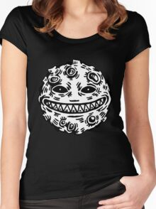 Evil Moon Women's Fitted Scoop T-Shirt