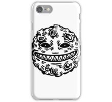 Evil Moon iPhone Case/Skin