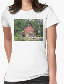 Harper's Mill Womens Fitted T-Shirt