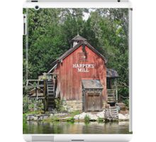 Harper's Mill iPad Case/Skin