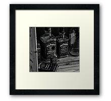 Jack Collection Framed Print