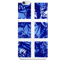 Fragmented Monarchy in Sharpie (Ice Ice Baby Edition) iPhone Case/Skin