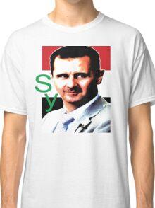 Syria Bashar Al Assad Classic T-Shirt