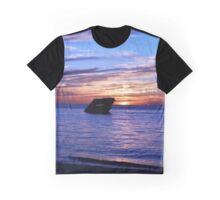 Sunken Ship Graphic T-Shirt