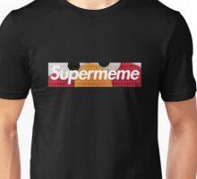 SUPERMEME with ELMO Unisex T-Shirt