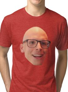 Hey, that's pretty cancer Tri-blend T-Shirt