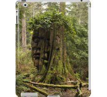 Forest Sentinel iPad Case/Skin