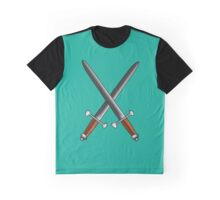 Swords Graphic T-Shirt