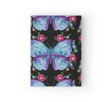 Butterfly Blast Hardcover Journal
