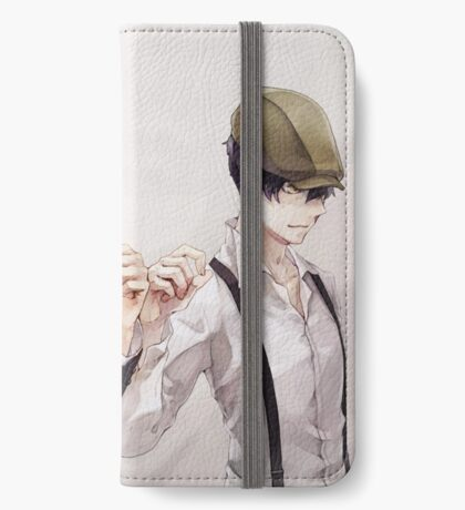 91 Days iPhone Wallet/Case/Skin