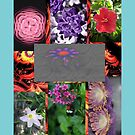 Floral Collage by DRCP