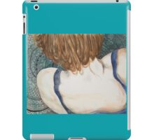 Water Rings iPad Case/Skin