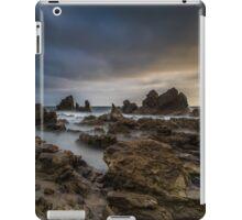 Rocky Southern California Beach 4 iPad Case/Skin