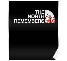 The North Remembers Tees Poster
