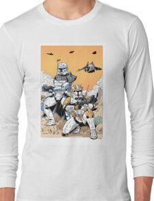 Clone Troopers Long Sleeve T-Shirt