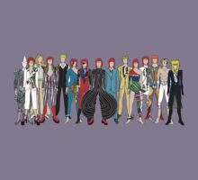 Group Bowie Fashion Kids Tee