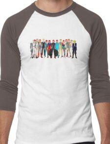 Group Bowie Fashion Men's Baseball ¾ T-Shirt