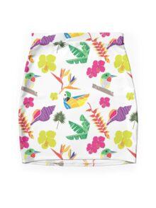 Tropicana Mini Skirt
