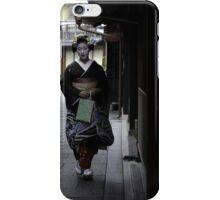 Kyoto Laneway iPhone Case/Skin