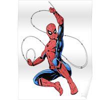 MCU Spider-Man Poster