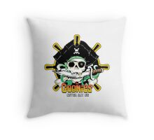 The Goonies - Never Say Die White Variant Throw Pillow