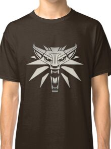 The Witcher - Steel Wolf Classic T-Shirt
