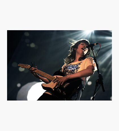 Courtney Barnett Photographic Print