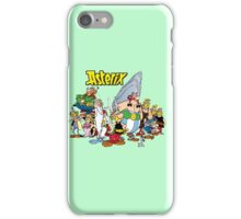 asterix and obelix iPhone Case/Skin