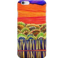 Pastel Art - Gulf Reflections iPhone Case/Skin