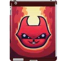 Skid Kittens - Hell Kittens FACE iPad Case/Skin