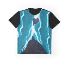 Batman vs Superman Man vs God Graphic T-Shirt