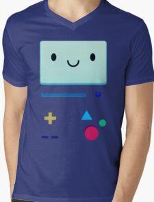 Adventure time - bmo Mens V-Neck T-Shirt