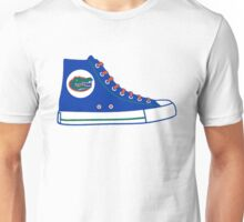 University of Florida UF Converse Sneaker Unisex T-Shirt