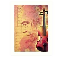 Adagio for Strings Art Print