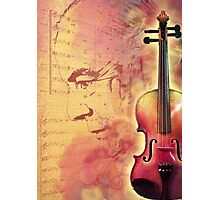 Adagio for Strings Photographic Print