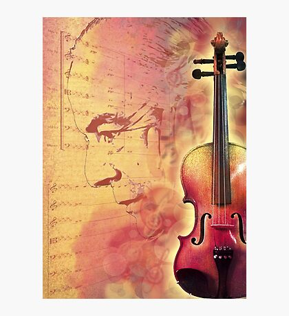 Adagio for Strings Photographic Print