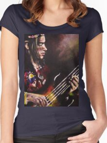 Jaco  Women's Fitted Scoop T-Shirt