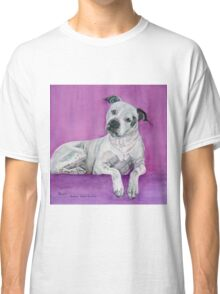 Portrait of Maddie Classic T-Shirt