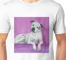 Portrait of Maddie Unisex T-Shirt