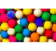 Bubble Gum Love Photographic Print