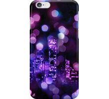 City lights iPhone Case iPhone Case/Skin