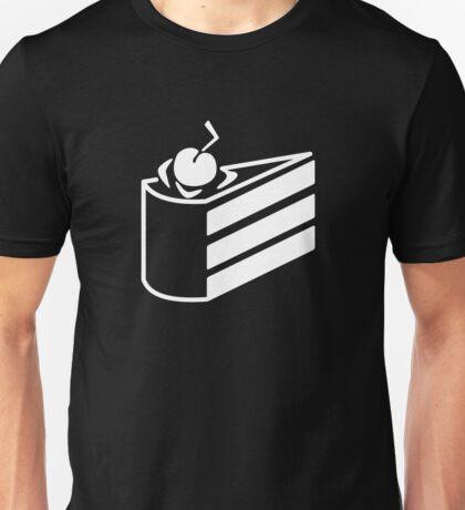 The cake. Unisex T-Shirt