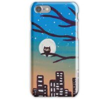 The Owl's City iPhone Case/Skin