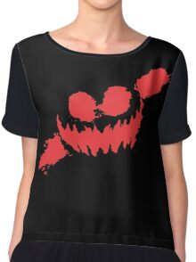 Knife Party Women's Chiffon Top