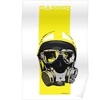 Gasser-Yellow Poster