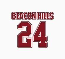 Stiles Stilinski 24 Beacon Hills Lacrosse Jersey  Unisex T-Shirt