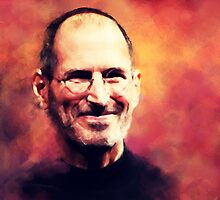 Steve Jobs by subhraj1t