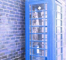 the tardis it is not by Colourwheel Photography