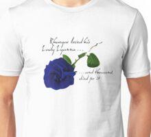 Rhaegar loved his Lady Lyanna Unisex T-Shirt